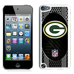 Hot Sale iPod Touch 5 Case ,Green Bay Packers White iPod Touch 5 Cover Unique And Popular Designed Phone Case