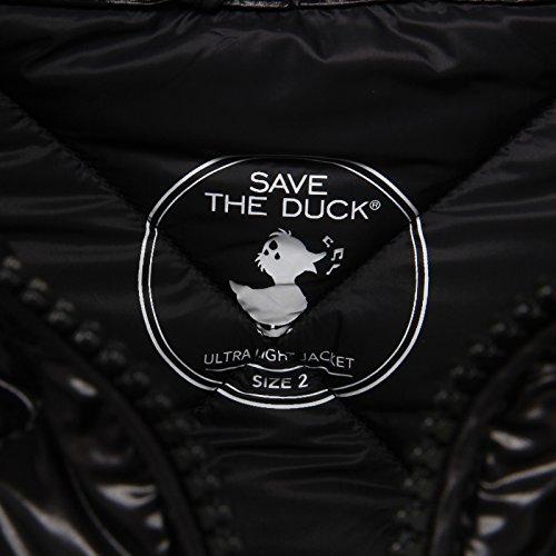 Ultra Woman Save Black Piumino Light Nero Duck Jacket E7234 Giubbotto The Donna rqTcY6q7O