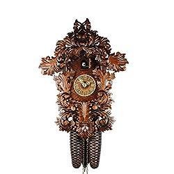 Adolf Herr Cuckoo Clock - The Small Baroque Clock