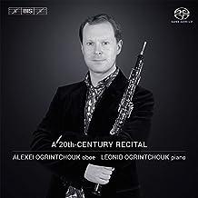 A 20th Century Recital by Alexei Ogrintchouk, Leonid Ogrintchouk (2014-07-08)