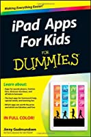 iPad Apps For Kids For Dummies Front Cover