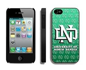 Cheap Iphone 4 4s Case Ncaa North Dakota 13 Phone Protective Covers