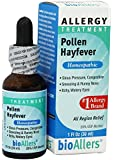 Bioallers Allergy Treatment Pollen Hayfever - 1 Fl Oz pack of -1