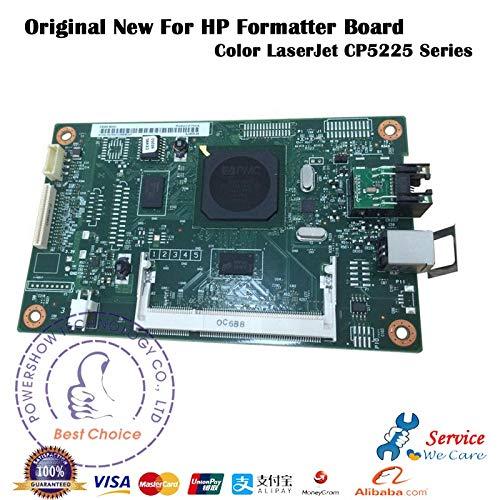 Yoton Original New Formatter Board Main PC Board Logic CE490-60001 CE490-67901 For HP CP5225 HP5225 Serise by Yoton (Image #5)