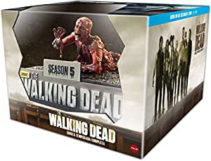 The Walking Dead - Temporada 5 - Figura Coleccionista [Blu-ray]