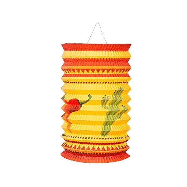 Boland- Lanternes Mexicaines, 2 Pezzi, Multicolore, BOL54403 3 spesavip
