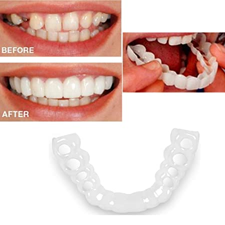 Amazon com: Snap On Smile - Instant Perfect Smile Clip On