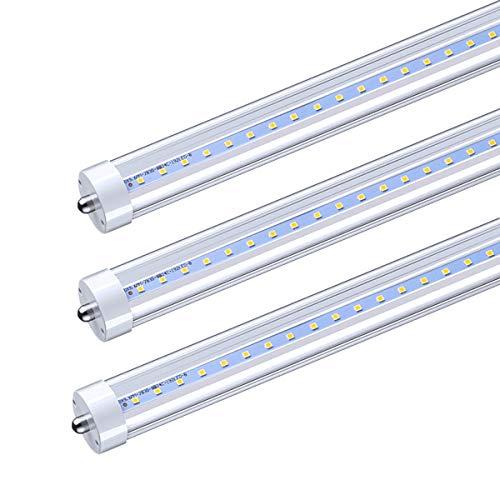 (CNSUNWAY LIGHTING 8FT LED Tube Lights, 96