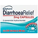 Galpharm Diarrhoea Relief, 6 x 2mg Capsules