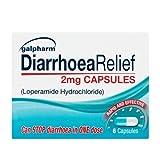 Galpharm Diarrhoea Relief, 6 x 2mg Capsules