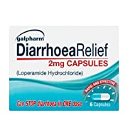 Galpharm Diarrhoea Relief 2mg, Pack of 6