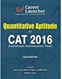 CAT Quantitative Aptitude 2016