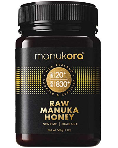 Manukora UMF 20+/MGO 830+ Raw Mānuka Honey (500g/1.1lb) Authentic Non-GMO New Zealand Honey, UMF & MGO Certified, Traceable from Hive to Hand by Manukora (Image #9)