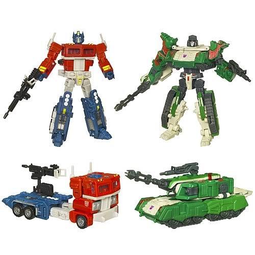 Prime vs. Megatron 2-Pack ()