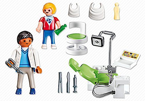 Playmobil Dentista con Paciente 6662 6
