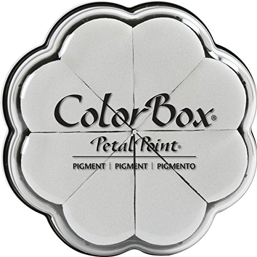 - Clearsnap Color Box 8 Colors Un-Inked Petal Point Inkpad