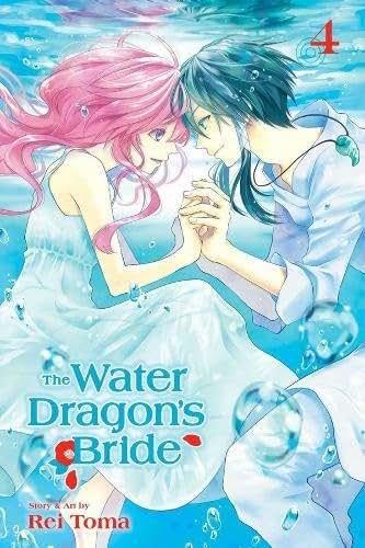 The Water Dragon's Bride, Vol. 4 (4)