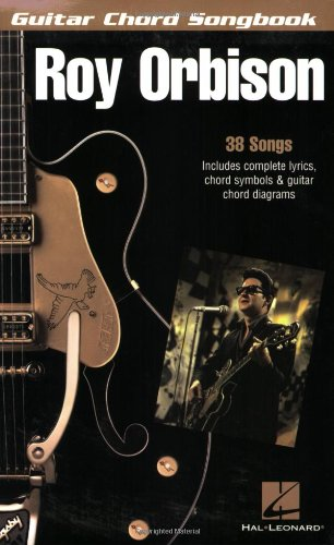 Roy Orbison: Guitar Chord Songbook (6 inch. x 9 inch.) pdf