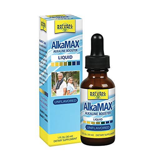 Alkamax Liquid - Natural Balance Alkamax Antacid, 1