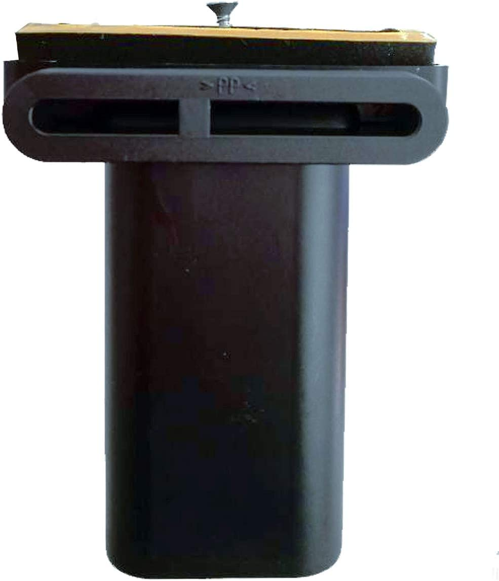 Desag/üe para fregaderos con rebosadero 90/°, 50 x 80 mm Keenberk
