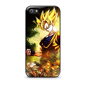 coque iphone 5 dragon ball z goku