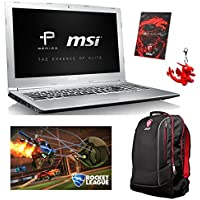 MSI PE62 7RD-1095 Enthusiast (i7-7700HQ, 32GB RAM, 500GB NVMe SSD + 1TB HDD, NVIDIA GTX 1050 2GB, 15.6 Full HD, Windows 10 Pro) Gaming / Workstation Laptop
