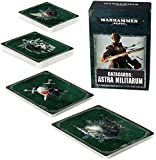 "GAMES WORKSHOP 60220105003""Datacards Astra Militarum Miniature"