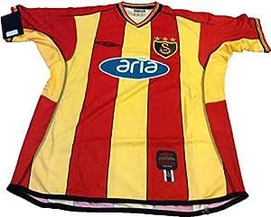 Camiseta Galatasaray Estambul Home 2002/2003 Umbro L