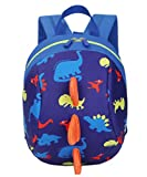 Best Backpack Bookbags For Boys - YuPing Toddler kids Dinosaur Backpack Book Bags Review