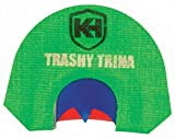 Knight & Hale Trashy Trina Diaphragm Call Trashy Trina Triple Reed Batwing Cut Diaphragm Turkey Call