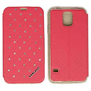 Cell Armor Novelty Case Samsung Galaxy S5, G900, i9600 Case Cover (Hot Pink) AT&T, Cricket, Metro Pcs, T-Mobile, Boost, Sprint, Verizon, Virgin Mobile, U.S Cellular by mcsharks