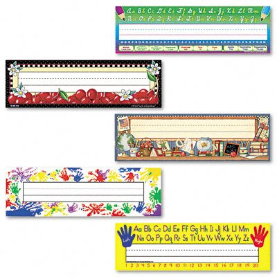 (Teacher Created Resources Individual Incentive Charts, 5-1/4 x 6, 6 Designs)