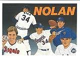 NOLAN RYAN BASEBALL HEROES COLLECTOR'S SET OF10