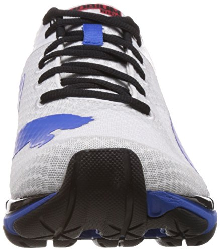 Puma Mobium Ride - Zapatillas Unisex adulto Blanco - Blanc (White/White/Strong Blue)