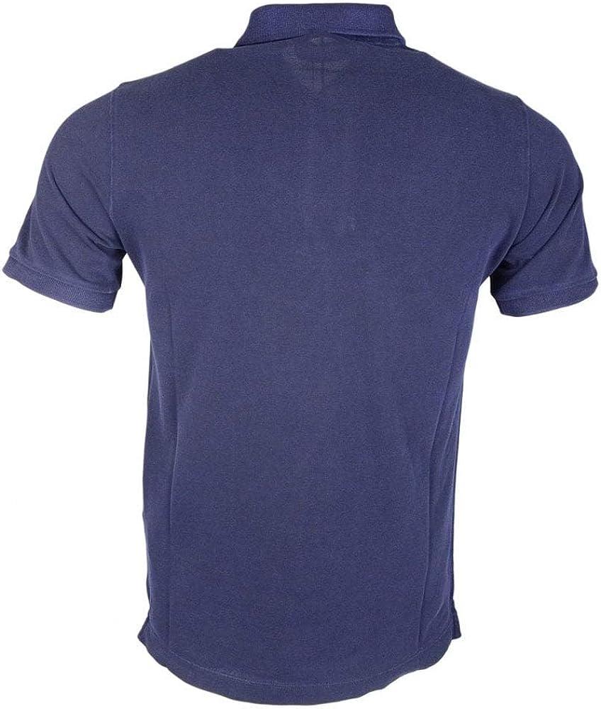 Stone Island - Polo de algodón, Color Azul Marino Azul Azul Marino ...