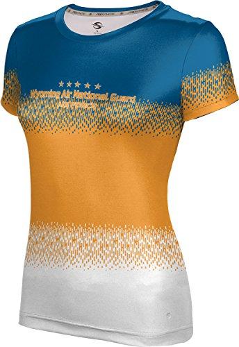ProSphere Girls' Wyoming Air National Guard Military Drip Shirt (Apparel)