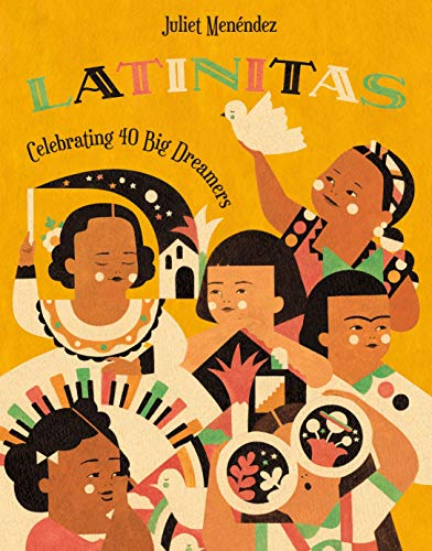 Book Cover: Latinitas: Celebrating 40 Big Dreamers