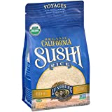 Lundberg Family Farms, 100% Organic California Sushi Rice, Pack of 6, Size - 2 LB, Quantity - 1 Case