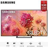 Samsung QN65Q9FNA 65' Q9FN Smart 4K Ultra HD QLED TV (2018) (QN65Q9FNAFXZA) with 1 Year Extended Warranty QN65Q9F QN65Q9 65Q9F 65Q9