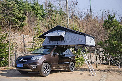 Offroading now Pop Up Roof Top Tent-Style with Extension