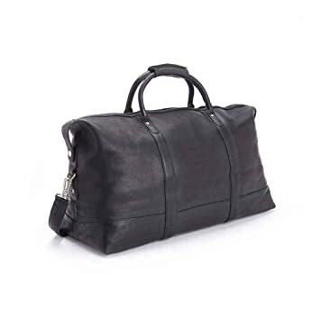 90869caf9eba Royce Leather Luxury Duffel Bag Luggage in Handcrafted Colombian Leather