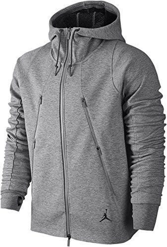 AIR JORDAN AJ FLEECE HOODY APPAREL HOODY AIR JORDAN size (Jordan Fleece Hoody)