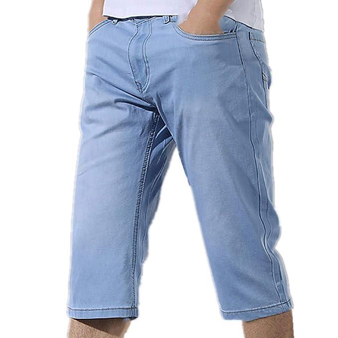 GIRLXV Pantalones Cortos De Vaquero De Verano Pantalones ...