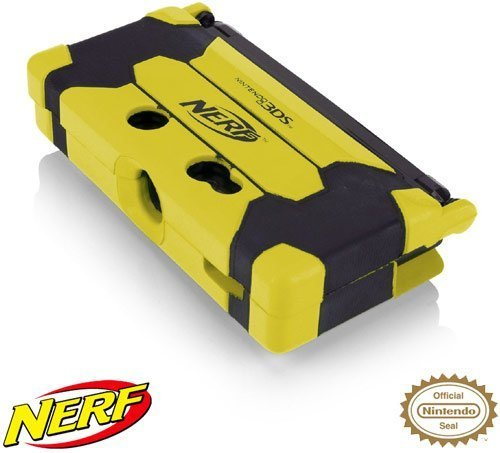 PDP Officially Licenced NERF Armour Case for Nintendo 3DS...