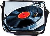 Rikki Knight Vinyl Record on Turntable - Premium