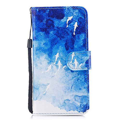 Leather PU Smartphone Case 10 Flip Wallet Luxury inches iPhone Katech 1 with Color Feature x Free X Protective Closure Stand 5 Stand Cover Case 2 Card pattern Magnetic and Painted colorful R Is 8 Slot Cover iPhone of Stand aTO8Oxnz