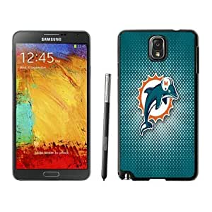 NFL&Miami Dolphins 06 Samsung Galalxy Note 3 Case Gift Holiday Christmas Gifts cell phone cases clear phone cases protectivefashion cell phone cases HLNB605584990