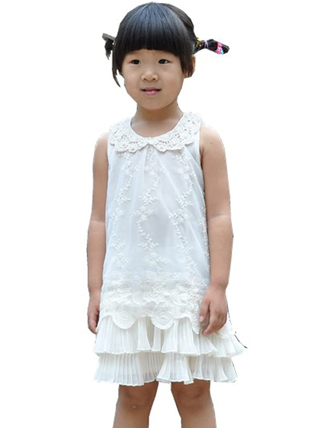 1920s Children Fashions: Girls, Boys, Baby Costumes Bow Dream Vintage Flower Girls Dress $29.99 AT vintagedancer.com