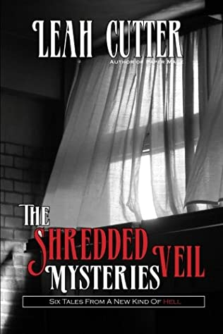 book cover of The Shredded Veil Mysteries