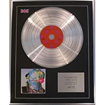 ELECTRIBE 101 Limited Edition CD Platinum Disc